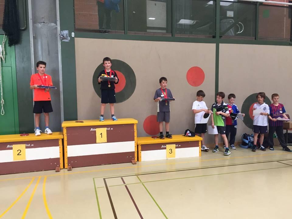 5. School Trophy Bern, U9