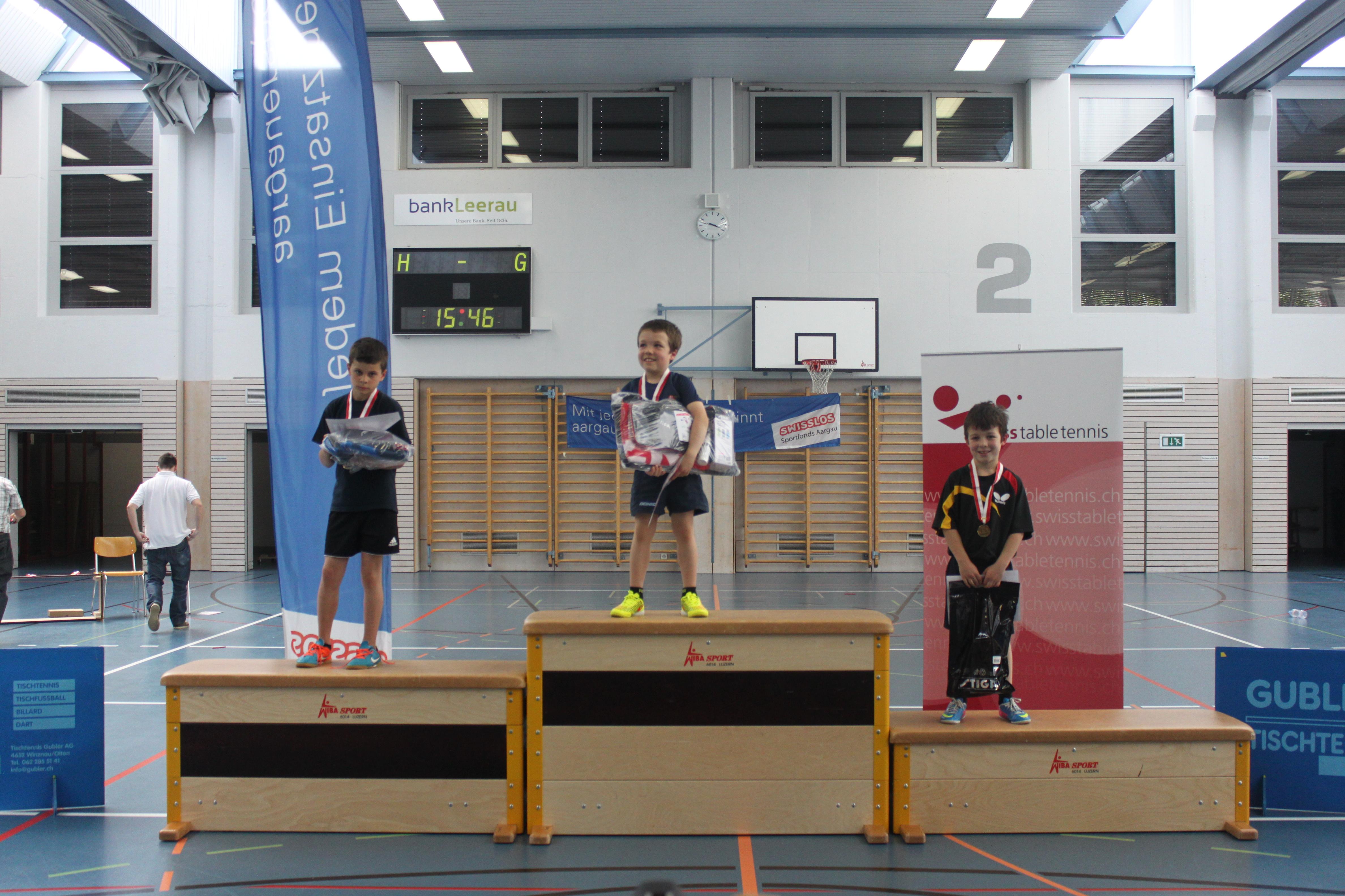 6. School Trophy Schweiz, U9