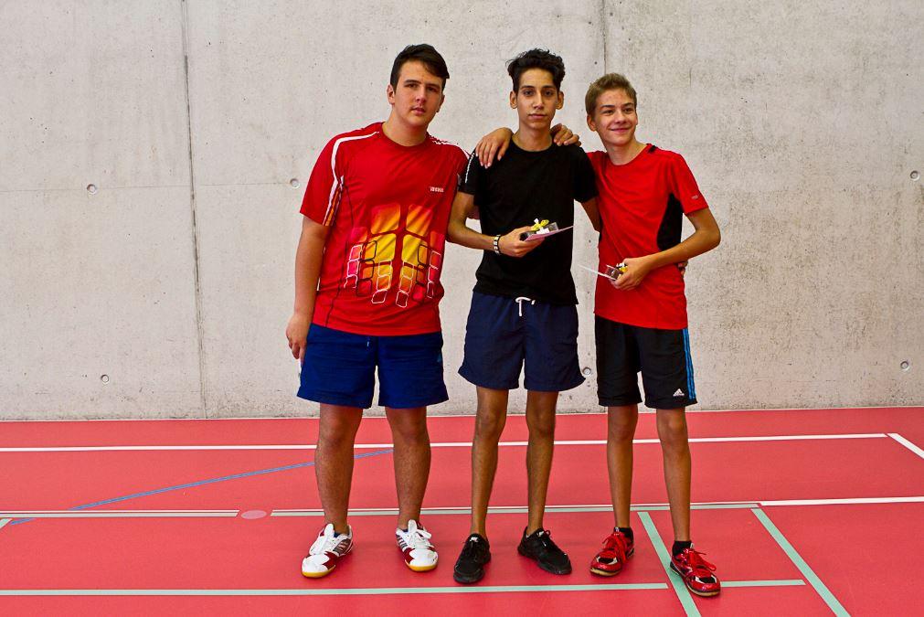 U18, Lucas Santucci